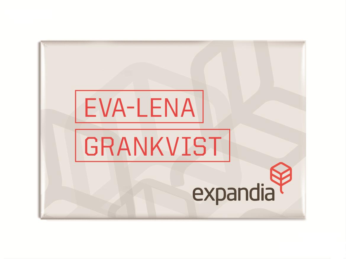 Name tag Expandia