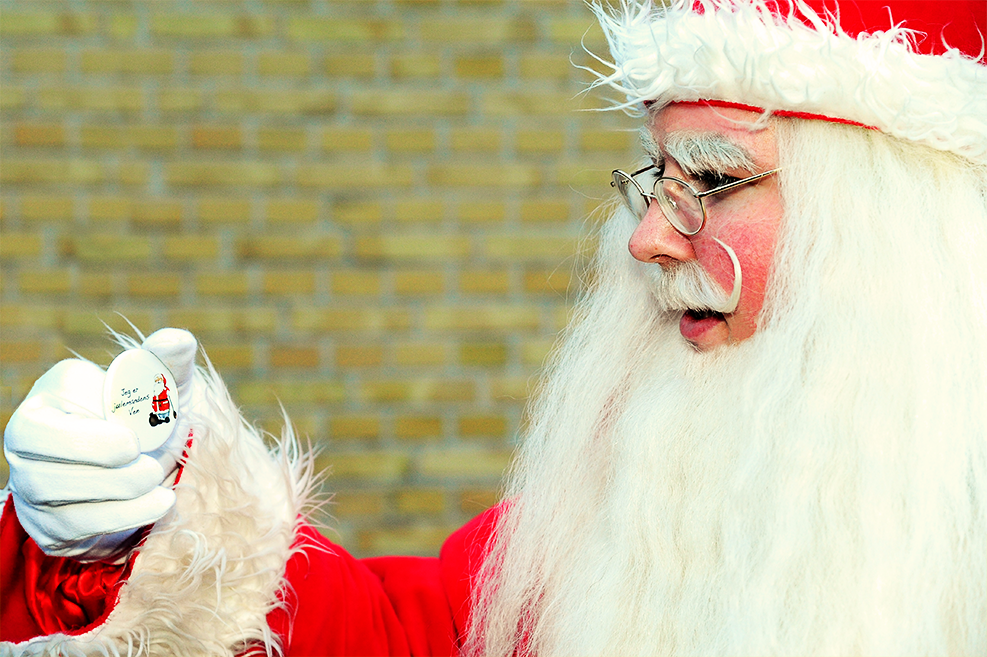 Julemanden fra Amager