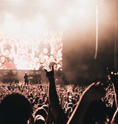Festivaller og koncerter
