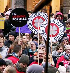 Strejker / Fagbevægelser